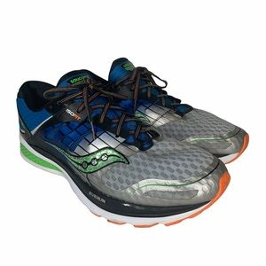 Saucony Triumph ISO 2 Running Shoes Size 12 Wide